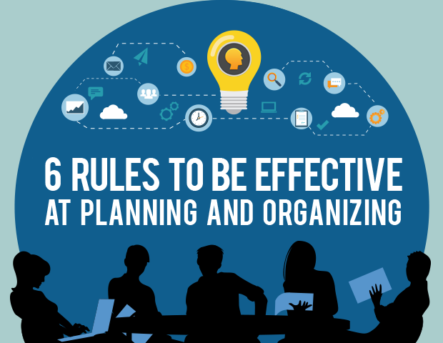 Course Image Effective Planning & Organizing For Managers