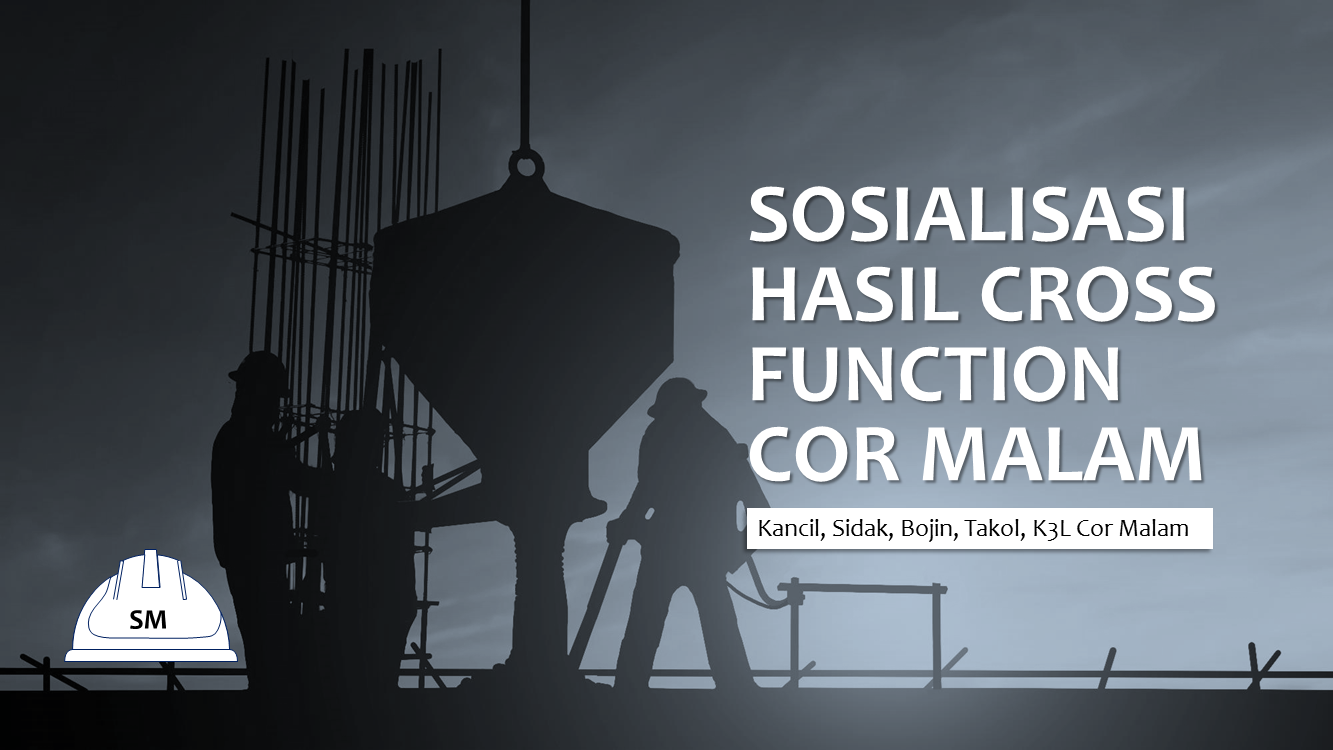 Course Image Sosialisasi Cross Function - Cor Malam