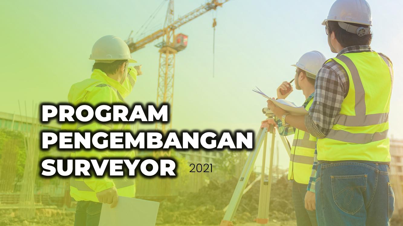 Course Image Program Pengembangan Surveyor 2021