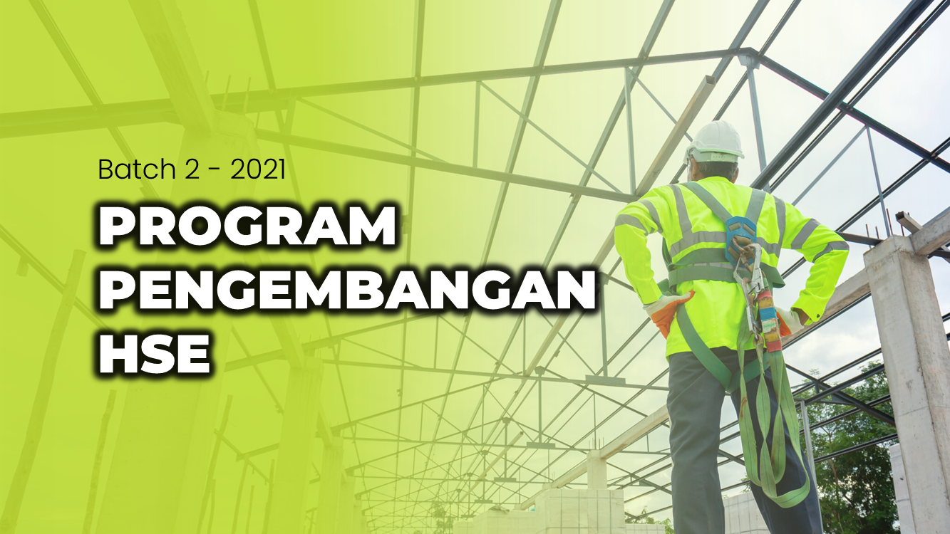 Course Image Program Pengembangan HSE 2021 - Batch 2