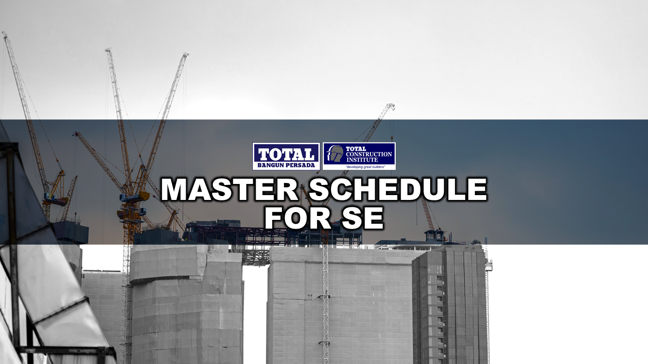 Course Image Master Schedule for SE