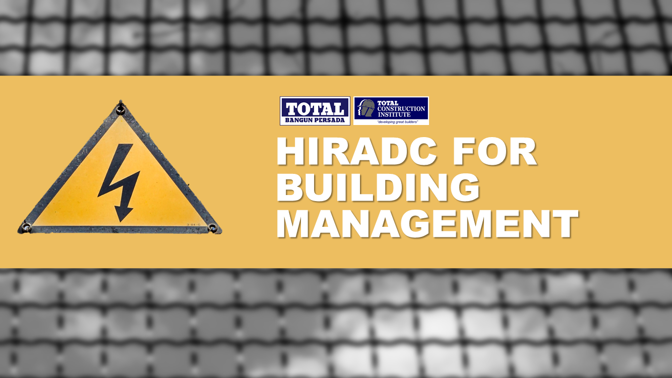 Course Image HIRADC for Building Management