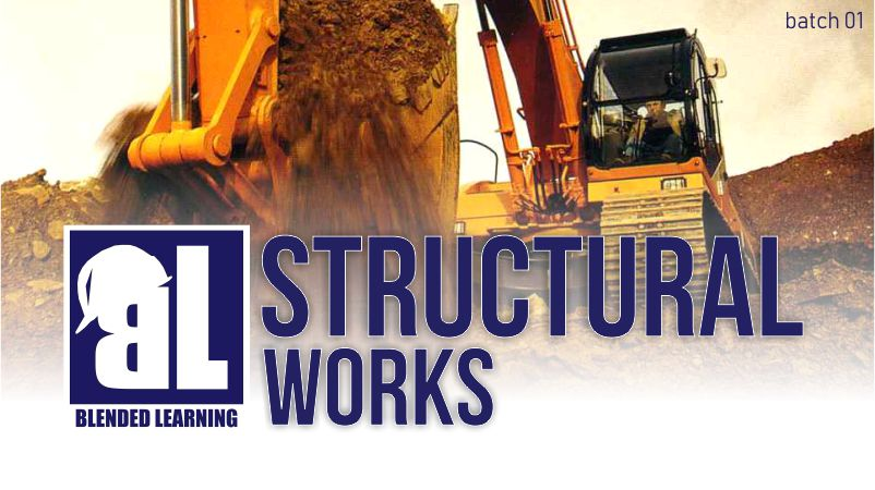 Course Image Structural Works (Batch 01)