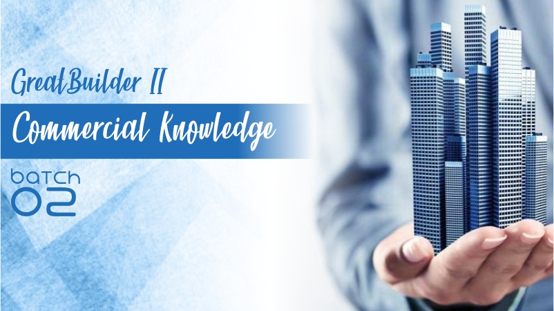 Course Image Commercial Knowledge (Batch 02)