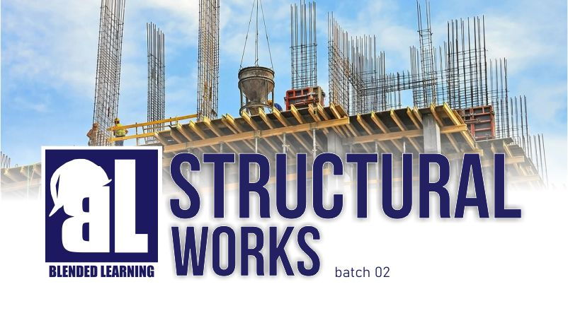 Course Image BL Structural Works (Batch 02)