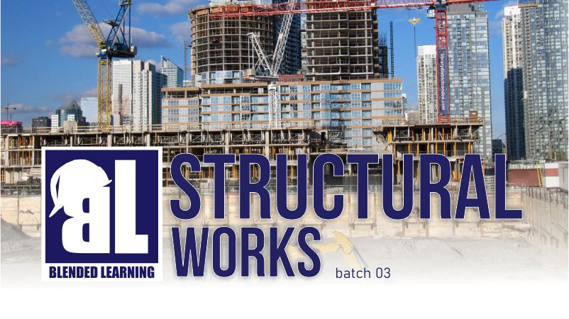Course Image BL Structural Works Batch 03