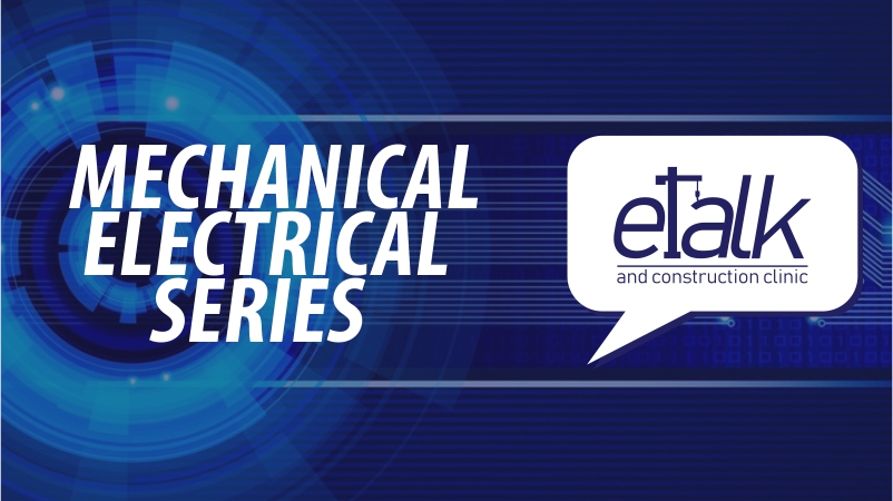 Course Image Mechanical Electrical Work Series